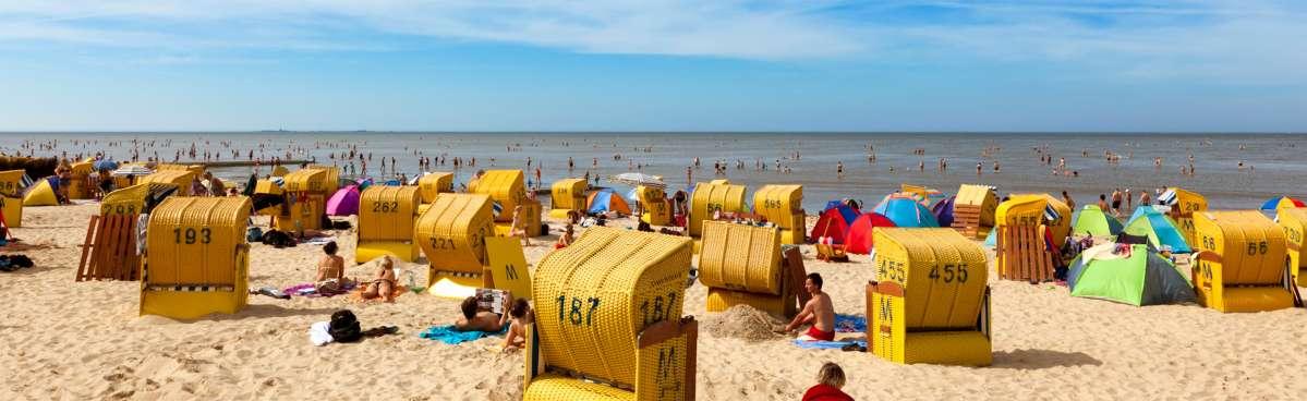 Pensionen in Cuxhaven bei HRS Holidays günstig buchen