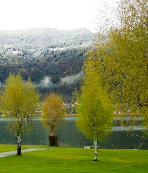 Natur genießen mit einer Ferienwohnung in Kärnten