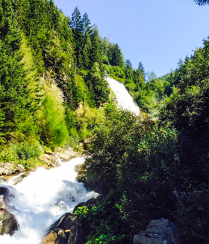 Natur erleben aus der Ferienwohnung im Ötztal