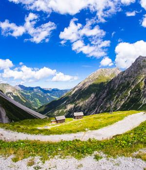 Ferienwohnung in Vorarlberg