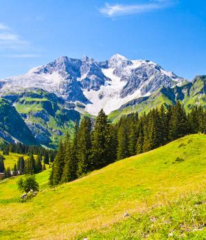 Natur erleben aus der Ferienwohnung in Vorarlberg