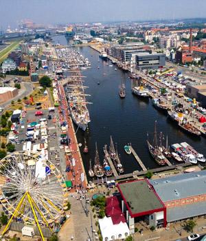 Urlaub mit einer Ferienwohnung in Bremerhaven genießen