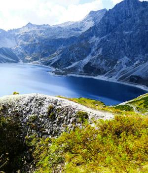 Natur erleben im Kurzurlaub in Vorarlberg