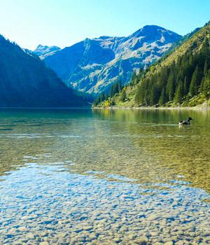 Kurzurlaub im Tannheimer Tal
