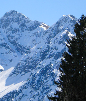 Natur genießen im Urlaub in den Kitzbüheler Alpen