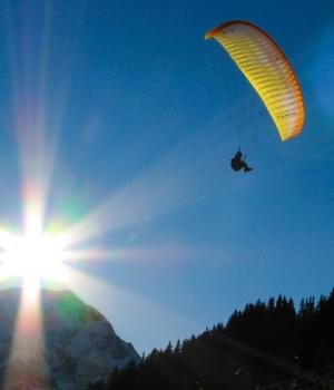 Ferienspaß mit einer Pension in Lech
