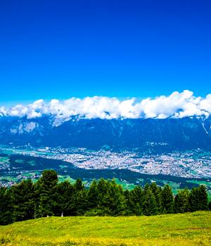 Wanderurlaub in den Wäldern im Salzburger Land