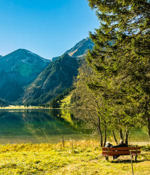 Natur genießen im Wanderurlaub in Oberösterreich