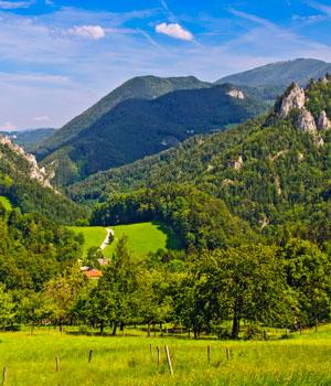 Wandererlebnisse in Niederösterreich genießen