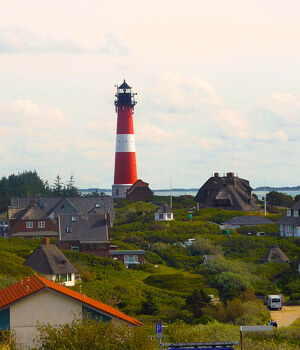 Wanderurlaub für die Gesundheit in Schleswig-Holstein