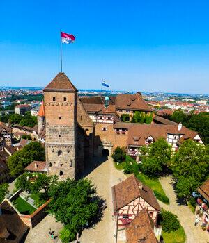 Schöne Momente im Wanderurlaub in Franken