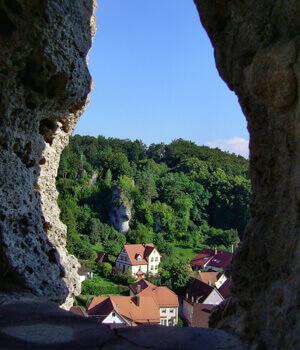 Wanderurlaub in der Fränkischen Schweiz