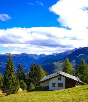Wanderurlaub in Graubünden