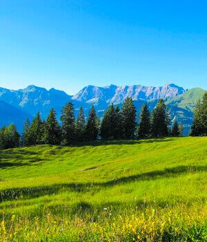 Schöne Momente im Wanderurlaub in Graubünden