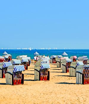 Schöne Augenblicke an der Ostsee
