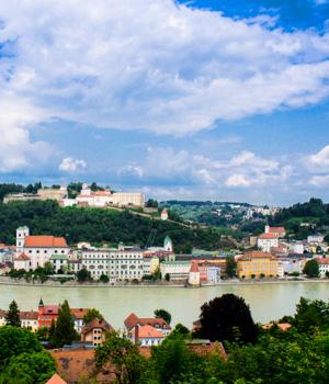 Ferienwohnung in Passau