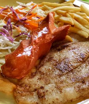 Köstlichkeiten in Middelhagen