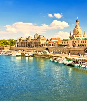 Freizeiturlaub in Dresden