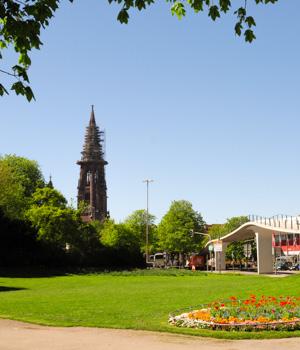 Ferien in Freiburg