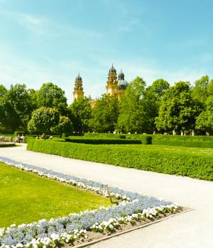 Natururlaub in München