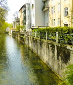 Stadturlaub in München