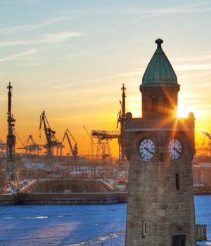 Schöne Momente in Hamburg