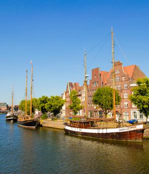 Freizeiturlaub in Lübeck