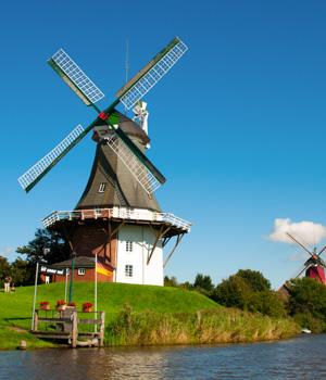 Freizeiturlaub in Ostfriesland