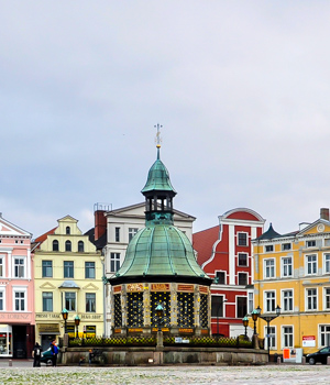 Kultur in Wismar