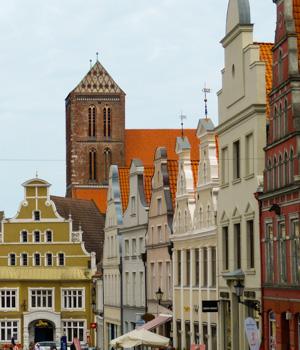 Ferienwohnung in Wismar