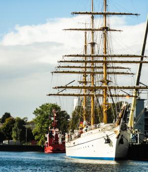Urlaub in Kiel