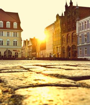 Urlaub in Stralsund