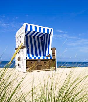 Freizeiturlaub an der Nordsee