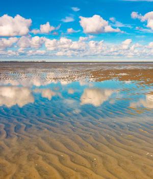 Strandurlaub an der Nordsee