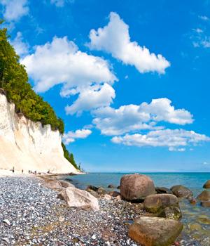 Strandurlaub auf Rügen
