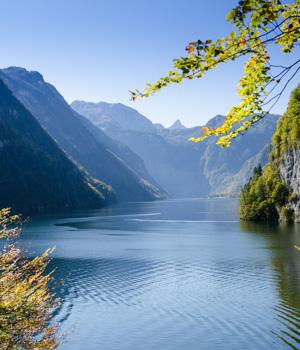 Natururlaub in Bayern
