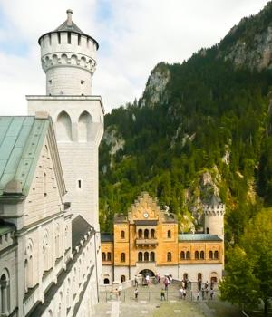 Freizeiturlaub in Bayern