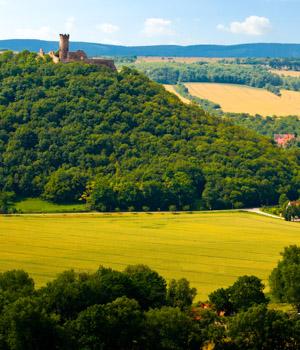 Natururlaub in Thüringen