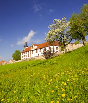 Urlaubsziel Thüringen