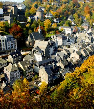 Freizeiturlaub in der Eifel