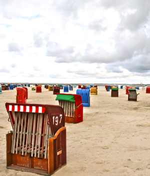 Strandurlaub in Ostfriesland