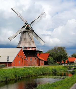 Wetter in Ostfriesland genießen