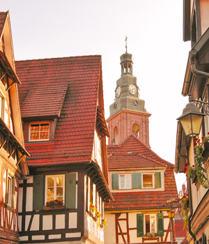 Sehenswürdigkeiten in Baden-Württemberg