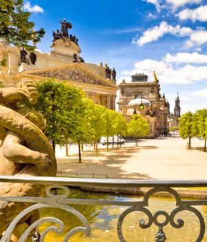 Familienurlaub in Dresden