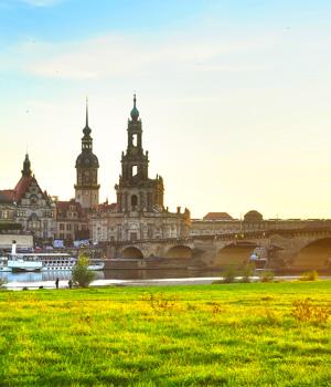 Stadt- und Natururlaub in Dresden