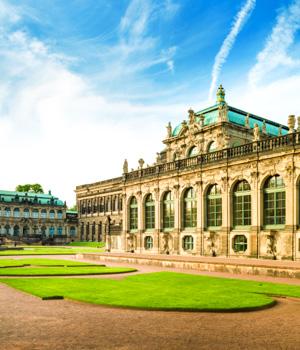 Schöne Momente in Dresden