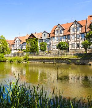 Natur in Niedersachsen