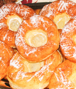 Köstlichkeiten in Tirol