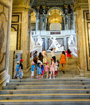 Familienurlaub in Wien