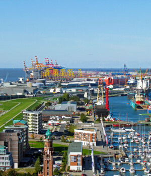 Urlaub in Bremerhaven
